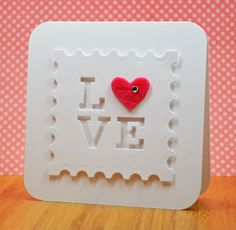 Ribbon Girls {Handmade Cards}: Papertrey Ink Anniversary Fun ~ Day 7 ~ Hearts