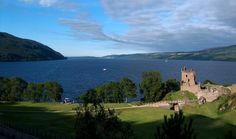 Loch Ness and Urquhart Castle by F16CrewChief