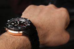 Seiko Prospex 200M Spring Drive GMT Watch Hands-On