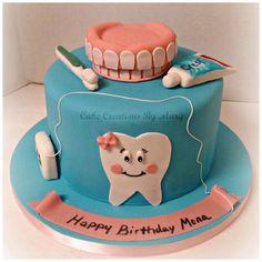 Torta Modelada Odontologia Tortas Para Mujeres Woman
