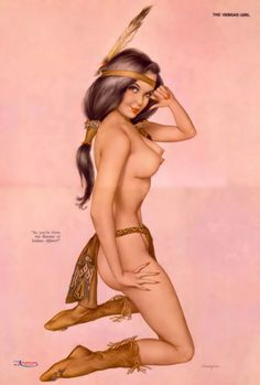 Apologise, but alberto vargas pussy