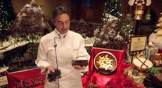 Chocolate Village by Ned Archibald, Executive Pastry Chef at the Keystone Resort #SilverMill8210 #KeystoneWeddings #Weddings