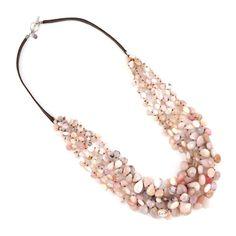 Chan Luu necklace... love it.