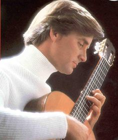 Christopher Parkening - Classical Guitarist - we heard him play at Knox Evangelical Free Church in Edmonton.