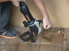 Arbortech Brick and Mortar Saw Saws Through Brick Like Butter - Arbortech brick saw AS170 Brick Saw, True Up, Like Butter, Brick And Mortar, Seesaw, Cool Tools, The Incredibles, Concrete Patios, Power Tools
