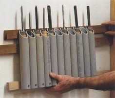 Resultado de imagem para french cleat tool storage for wrenches