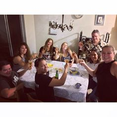 """Instagram media rondarousey - But more than anything I am thankful for my lovely amazing crazy beautiful family (my cousin Sam said she'd be offended if I didn't add """"crazy"""" cause it would be such a huge omission it'd be considered a lie) what're you thankful for?"""