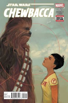 *High Grade* (W) Gerry Duggan (A/CA) Phil Noto Known as the skilled co-pilot of the infamous Millennium Falcon, the legendary Wookiee warrior CHEWBACCA will star in his very own limited comic series!