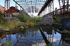fabbrica e il terzo paesaggio - Gilles Clement