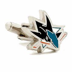 San Jose Sharks Cufflinks San Jose Sharks 22b311812