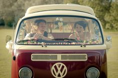 Thomas and Naomi's Totally DIY Wedding, Filled with Skateboards, Hay Bales and Vintage Decorations. By Ben Bull