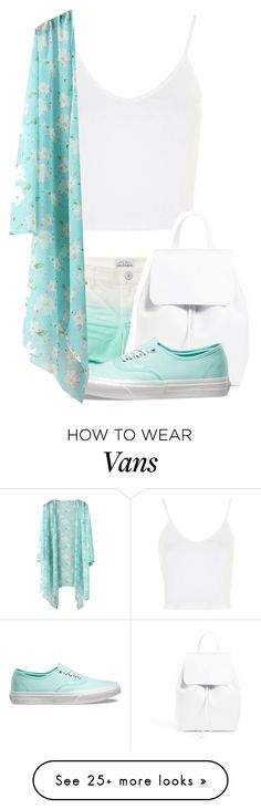 """""""Princess Lulu // Outfit // #3"""" by luluzilla676 on Polyvore featuring Topshop, Mansur Gavriel and Vans"""