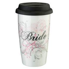 Bride Ceramic Tumbler (12 oz)