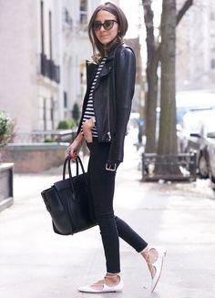 lace-up-shoes-leather-jacket-style