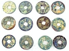 ancient china currency