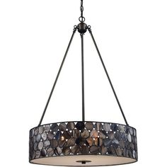 i pinned this cirque mini pendant from the elk event at joss and main arteriors soho industrial style pendant light fixture