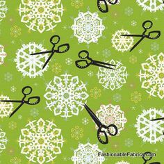 12 Joys of Christmas Paper Snowflakes by Sheri Berry