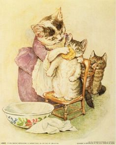 The Tale of Tom Kitten Beatrix Potter