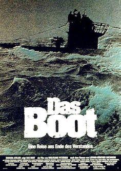 Director: Wolfgang Petersen | Reparto: Jürgen Prochnow, Herbert Grönemeyer, Klaus Wennemann, ... | Género: Bélico | Sinopsis: Un submarino alemán de la Segunda Guerra Mundial es el escenario en el que un grupo de jóvenes soldados, dispuesto a defender su patria, tendrá que someterse a una dura convivencia, tras descubrir que han sido enviados a realizar una misión probablemente suicida. (FILMAFFINITY)