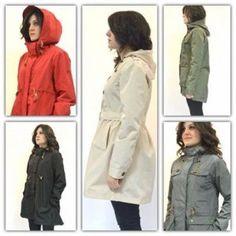 Cloverfield, Ravenna, Italy, Camilla Mørch Raincoats model Gothenburg, Österlen & Aarhus