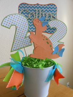 Dinosaur Ultimate Birthday Party Package Boy by ASweetCelebration, $279.00