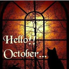 """""""Repost from @halloweenstigram .. #halloween #happyoctober #hellooctober #autumn ❤️☺️☕️"""" Photo taken by @theautumncollection on Instagram, pinned via the InstaPin iOS App! http://www.instapinapp.com (10/01/2015)"""