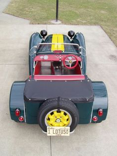 1962 Lotus Seven Caterham Cars, Caterham Super 7, Caterham Seven, Lotus Sports Car, Lotus 7, Se7en, Cars And Motorcycles, Classic Cars, Engineering