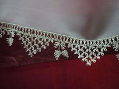 Needle lace