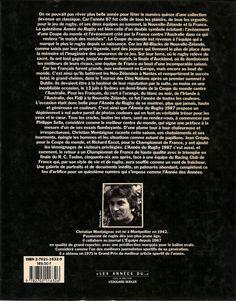 L'Année du Rugby - 1987 - Verso