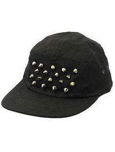 710095d750778 Hat and cap   metal spike   snapback   adjustable   one size   nickel and  lead compliant
