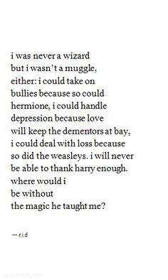 I love this so much.