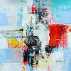 Abstracta 36x36 cms
