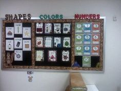 My PPCD classroom theme for Colors, Shapes, and Numbers Board. You gotta love TPT! Future Classroom, Classroom Themes, Camping Theme, Happy Campers, Classroom Management, Special Education, School Stuff, Teaching Ideas, School Ideas