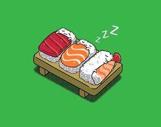 sushi drawing - Pesquisa Google