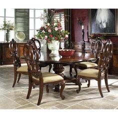Fairmont Designs Grand Estates Collection Double Pedestal Dining