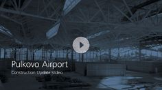 Pulkovo #Airport #Construction Update: November 2012 by Grimshaw. Grimshaw Partner Mark Middleton  takes viewers on site at Pulkovo Airport in St. Petersburg, Russia, discussing recent progress on the new terminal. #architecture #video