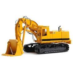 Caterpillar 245 Front Shovel