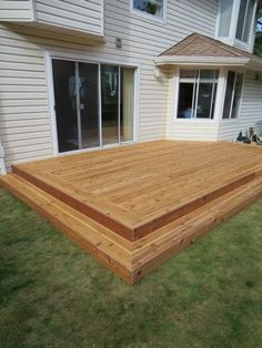 Langley Decks, Vinyl Decks, Wooden Decks, Composite Decks, Langley Deck Installer, Langley Deck Contractor