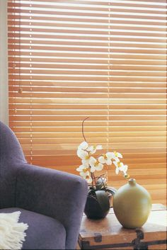Timber venetians offer your windows timeless beauty and warmth.