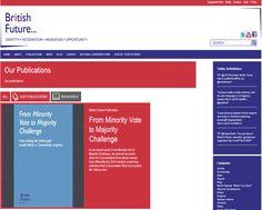 British Future publications e. State of the Nation etc. British, Language, Future, Future Tense, Languages, Language Arts