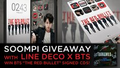 [Exclusive] Download BTS Mobile Theme   Win Signed Album!