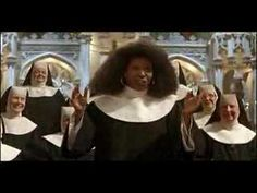 Sister Act- I Will Follow Him - YouTube