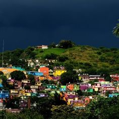Yauco, Puerto Rico ~ land of the coffee, one of the best coffee!!