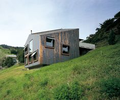 Detached House, Canton Grisons, Switzerland (Gigon)