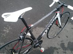 11 speed Di2 equipped Look 675 Light