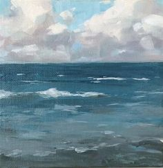 """Daily Paintworks - """"Long Awaited"""" - Original Fine Art for Sale - © Shannon Bauer"""