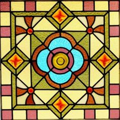 Stained Glass (81 pieces)