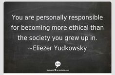 Ethics... A dying Philosophy?