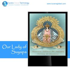 Greetings for Our Lady of #Suyapa in #Honduras