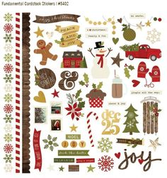 CHA Summer 2014 Reveal Day 2 - Cozy Christmas Collection from Simple Stories